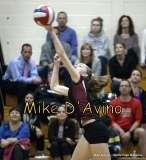 Girls Volleyball Focused on Farmington vs. Maloney - Photo # (34)
