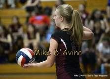 Girls Volleyball Focused on Farmington vs. Maloney - Photo # (40)