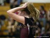 Girls Volleyball Focused on Farmington vs. Maloney - Photo # (45)