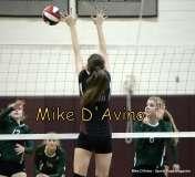 Girls Volleyball Focused on Farmington vs. Maloney - Photo # (47)