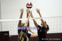 CIAC Girls Volleyball - Focused on Farmington vs. Simsbury - Photo # (101)