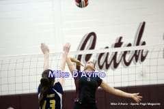 CIAC Girls Volleyball - Focused on Farmington vs. Simsbury - Photo # (102)