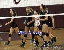 CIAC Girls Volleyball - Focused on Farmington vs. Simsbury - Photo # (105)