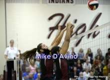 CIAC Girls Volleyball - Focused on Farmington vs. Simsbury - Photo # (126)
