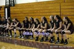 CIAC Girls Volleyball - Focused on Farmington vs. Simsbury - Photo # (128)