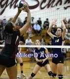 CIAC Girls Volleyball - Focused on Farmington vs. Simsbury - Photo # (131)