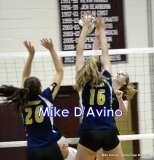CIAC Girls Volleyball - Focused on Farmington vs. Simsbury - Photo # (134)