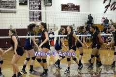 CIAC Girls Volleyball - Focused on Farmington vs. Simsbury - Photo # (14)