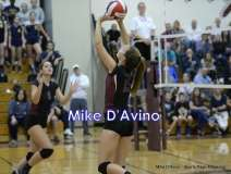 CIAC Girls Volleyball - Focused on Farmington vs. Simsbury - Photo # (149)
