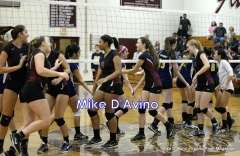 CIAC Girls Volleyball - Focused on Farmington vs. Simsbury - Photo # (15)