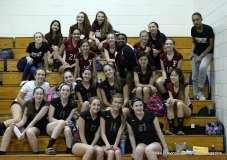 CIAC Girls Volleyball - Focused on Farmington vs. Simsbury - Photo # (154)