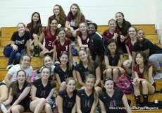 CIAC Girls Volleyball - Focused on Farmington vs. Simsbury - Photo # (155)