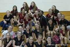 CIAC Girls Volleyball - Focused on Farmington vs. Simsbury - Photo # (156)