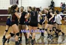 CIAC Girls Volleyball - Focused on Farmington vs. Simsbury - Photo # (16)