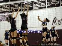 CIAC Girls Volleyball - Focused on Farmington vs. Simsbury - Photo # (162)