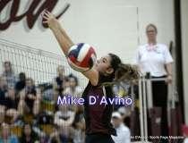 CIAC Girls Volleyball - Focused on Farmington vs. Simsbury - Photo # (24)