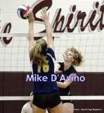 CIAC Girls Volleyball - Focused on Farmington vs. Simsbury - Photo # (77)