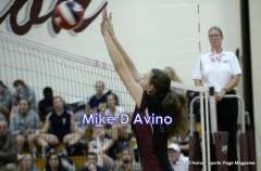 CIAC Girls Volleyball - Focused on Farmington vs. Simsbury - Photo # (85)
