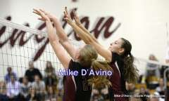 CIAC Girls Volleyball - Focused on Farmington vs. Simsbury - Photo # (87)