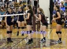 CIAC Girls Volleyball - Focused on Farmington vs. Simsbury - Photo # (88)