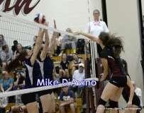 CIAC Girls Volleyball - Focused on Farmington vs. Simsbury - Photo # (91)