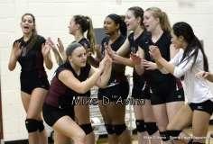 CIAC Girls Volleyball - Focused on Farmington vs. Simsbury Pregame - Photo # (111)