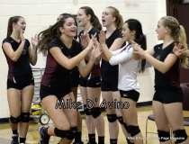 CIAC Girls Volleyball - Focused on Farmington vs. Simsbury Pregame - Photo # (112)