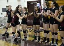 CIAC Girls Volleyball - Focused on Farmington vs. Simsbury Pregame - Photo # (118)