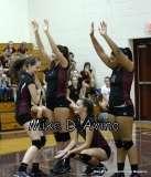 CIAC Girls Volleyball - Focused on Farmington vs. Simsbury Pregame - Photo # (122)