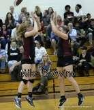 CIAC Girls Volleyball - Focused on Farmington vs. Simsbury Pregame - Photo # (123)