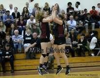 CIAC Girls Volleyball - Focused on Farmington vs. Simsbury Pregame - Photo # (124)