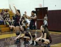 CIAC Girls Volleyball - Focused on Farmington vs. Simsbury Pregame - Photo # (125)