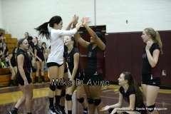 CIAC Girls Volleyball - Focused on Farmington vs. Simsbury Pregame - Photo # (126)
