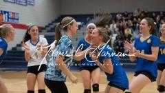 CIAC Girls Volleyball NVL Finals - #1 Seymour 3 vs. #2 Torrington 0 (108)