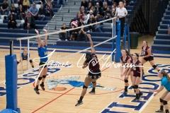 CIAC Girls Volleyball NVL Finals - #1 Seymour 3 vs. #2 Torrington 0 (122)