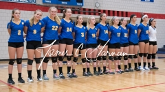 CIAC Girls Volleyball NVL Finals - #1 Seymour 3 vs. #2 Torrington 0 (14)
