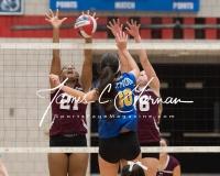 CIAC Girls Volleyball NVL Finals - #1 Seymour 3 vs. #2 Torrington 0 (142)