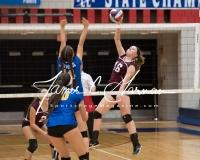 CIAC Girls Volleyball NVL Finals - #1 Seymour 3 vs. #2 Torrington 0 (143)