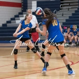 CIAC Girls Volleyball NVL Finals - #1 Seymour 3 vs. #2 Torrington 0 (151)