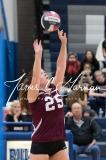 CIAC Girls Volleyball NVL Finals - #1 Seymour 3 vs. #2 Torrington 0 (153)