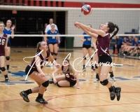 CIAC Girls Volleyball NVL Finals - #1 Seymour 3 vs. #2 Torrington 0 (163)