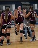 CIAC Girls Volleyball NVL Finals - #1 Seymour 3 vs. #2 Torrington 0 (3)