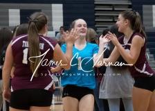 CIAC Girls Volleyball NVL Finals - #1 Seymour 3 vs. #2 Torrington 0 (5)