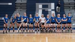 CIAC Girls Volleyball NVL Finals - #1 Seymour 3 vs. #2 Torrington 0 (6)