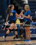 CIAC Girls Volleyball NVL Finals - #1 Seymour 3 vs. #2 Torrington 0 (8)