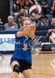 CIAC Girls Volleyball NVL Finals - #1 Seymour 3 vs. #2 Torrington 0 (96)