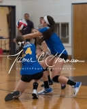 CIAC Girls Volleyball - Seymour 3 vs. Ansonia 0 (121)