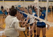 CIAC Girls Volleyball - Seymour 3 vs. Ansonia 0 (144)