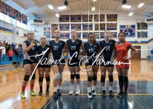 CIAC Girls Volleyball - Seymour 3 vs. Ansonia 0 (4)