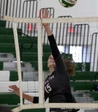 CIAC Girls Volleyball; #4 Guilford 3 vs #5 Farmington 0, Photo 006